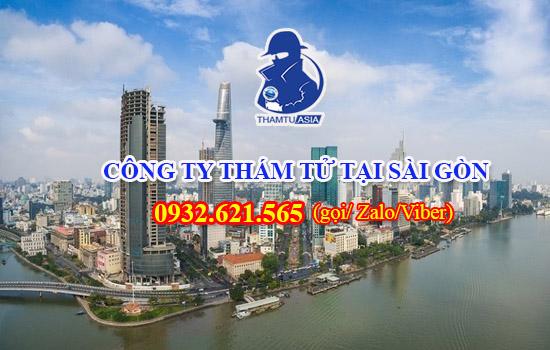 Công ty thám tử nào uy tín nhất Sài Gòn – Hồ Chí Minh hiện nay?