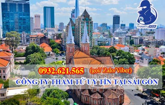 Công ty thám tử uy tín chuyên nghiệp nhất tại Sài Gòn hiện nay