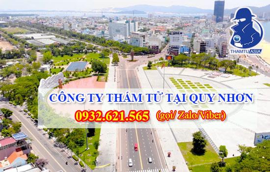 Công ty thám tử uy tín chuyên nghiệp tại Quy Nhơn – Bình Định NĂM 2020