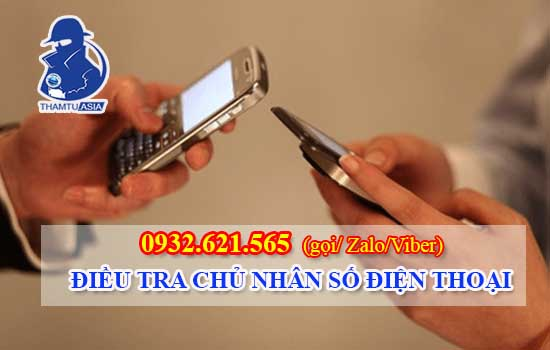 Dịch vụ thám tử điều tra số điện thoại chuyên nghiệp