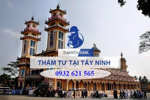 Dịch vụ thám tử điều tra theo dõi ngoại tình chuyên nghiệp tại Tây Ninh