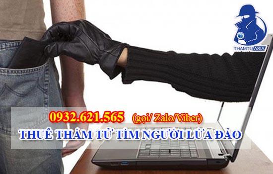 Dịch vụ thám tử tìm kẻ lừa đảo qua mạng Internet – Công ty thám tử Gia Long