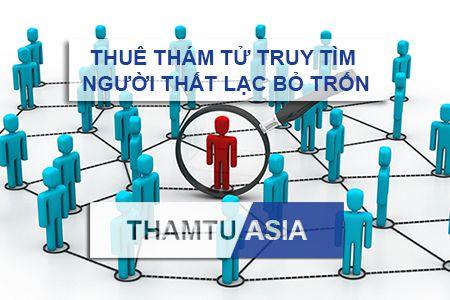 Dịch vụ thám tử tìm người thất lạc, mất tích tại Hà Nội.
