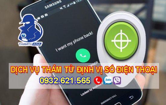 Định vị số điện thoại tìm kiếm người thân tại Quảng Ninh