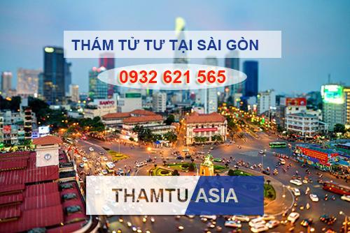 Thám tử - dịch vụ thám tử uy tín tại Tp. Hồ Chí Minh