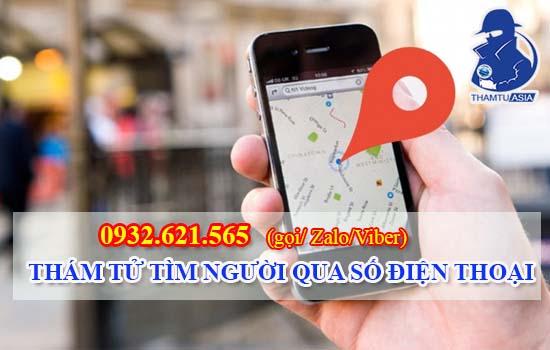Thuê dịch vụ tìm người qua số điện thoại tại Công ty thám tử Gia Long