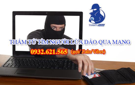 Tìm người lừa đảo qua mạng xã hội – Công ty thám tử Gia Long